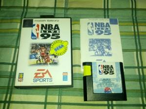 NBA Live 95 - Sega Mega Drive