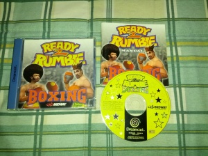 Ready 2 Rumble Boxing - Sega Dreamcast
