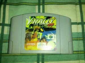 V-Rally Edition '99 - Nintendo 64