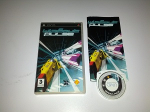 Wipeout Pulse - Sony Playstation Portable