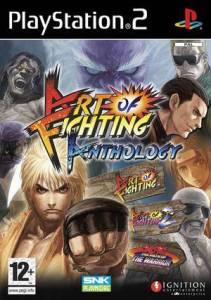 Art of Fighting Anthology - PS2