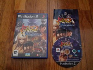 Art of Fighting Anthology - Sony Playstation 2