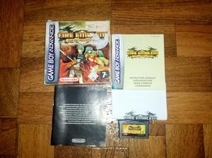 Fire Emblem The Sacred Stones - Nintendo Gameboy Advance