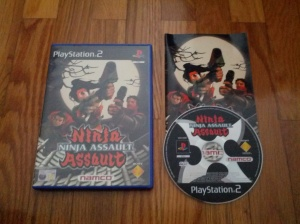 Ninja Assault - Sony Playstation 2