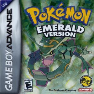 Pokemon Emerald