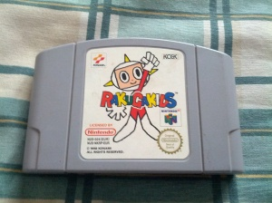 RakugaKids - Nintendo 64