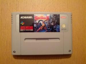 Super Castlevania IV - Super Nintendo