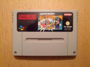 Super Mario All Stars - Super Nintendo