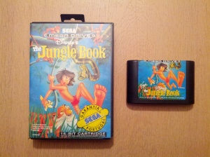 The Jungle Book - Sega Mega Drive