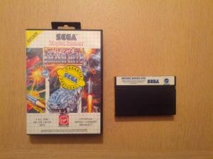Arcade Smash Hits - Sega Master System
