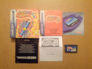 Kuru Kuru Kururin - Nintendo Gameboy Advance