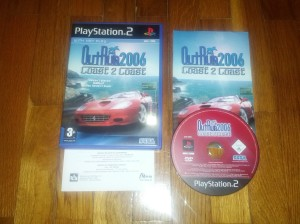 OutRun 2006 Coast 2 Coast - Sony Playstation 2