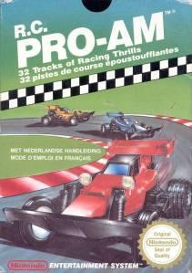 RC Pro Am - NES