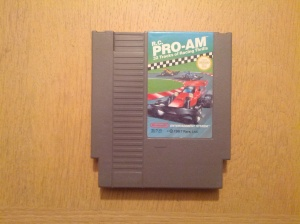 RC Pro-Am - Nintendo Entertainment System