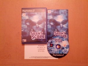 Silent Scope - Sony Playstation 2