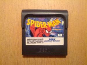 Spider-Man - Sega Game Gear