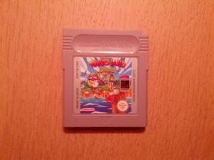 Wario Land Super Mario Land 3 - Nintendo Gameboy