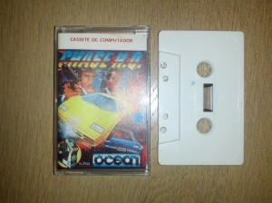 Chase HQ - ZX Spectrum