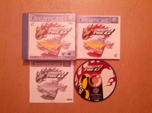 Crazy Taxi 2 - Sega Dreamcast