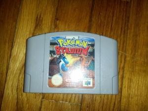 Pokémon Stadium - Nintendo 64