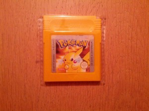 Pokemon Yellow - Nintendo Gameboy