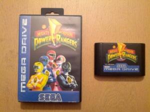 Power Rangers - Sega Mega Drive