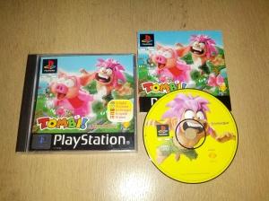 Tombi! - Sony Playstation