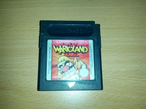 Wario Land II - Nintendo Gameboy Color