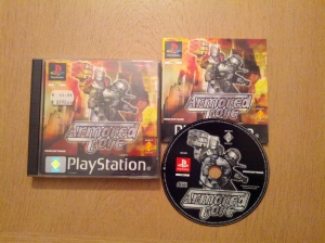 Armored Core - Sony Playstation