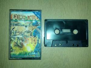 Commando - ZX Spectrum