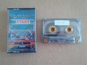 OutRun - ZX Spectrum