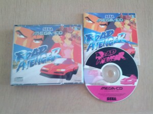 Road Avenger - Sega Mega CD