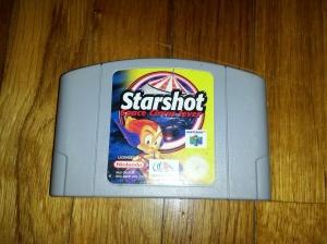 Starshot Space Circus Fever - Nintendo 64