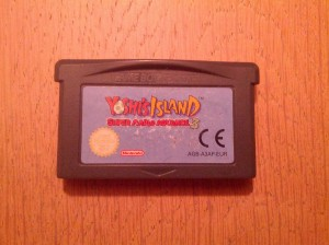 Super Mario Land 3 Yoshi's Island - Nintendo Gameboy Advance