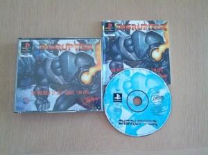 Disruptor - Sony Playstation