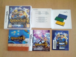 Golden Sun Dark Dawn - Nintendo DS