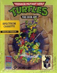 Teenage Mutant Hero Turtles - The Coin-Op