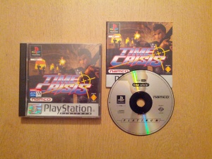 Time Crisis - Sony Playstation