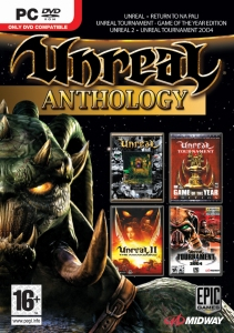 Unreal Tournament Anthology