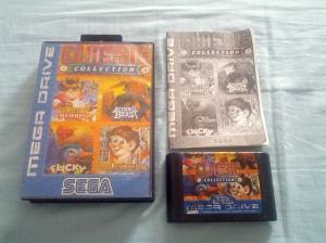 Classic Collection - Sega Mega Drive