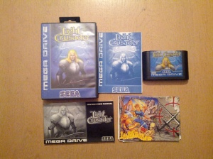 Light Crusader - Sega Mega Drive