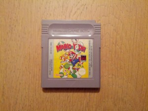 Mario and Yoshi - Nintendo Gameboy
