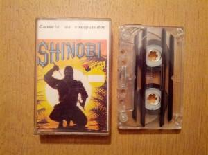 Shinobi - ZX Spectrum