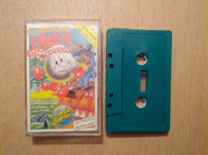 Treasure Island Dizzy - ZX Spectrum