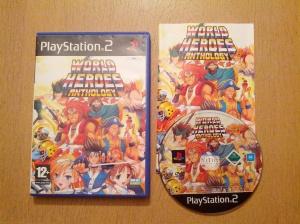 World Heroes Anthology - Sony Playstation 2