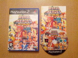 World Heroes Anthology - Sony Playstation 2