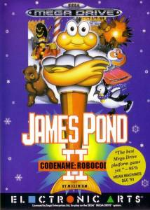 James Pond II
