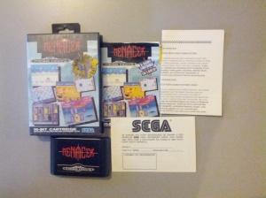 Menacer 6 Games Cart - Sega Mega Drive