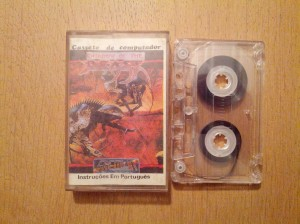 Shadow of the Beast - ZX Spectrum