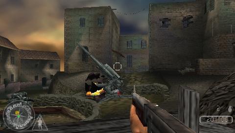 Resultado de imagem para Call of Duty: Roads to Victory psp